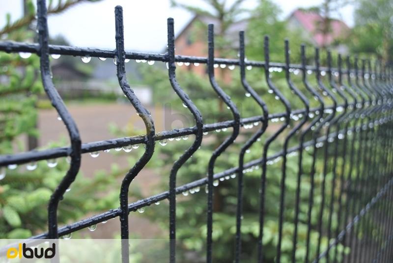 Ogrodzenie Posesji Prywatnej W Gostyniu: Ogrodzenie Panelowe Posesji Prywatnej W Borowie K. Żukowa