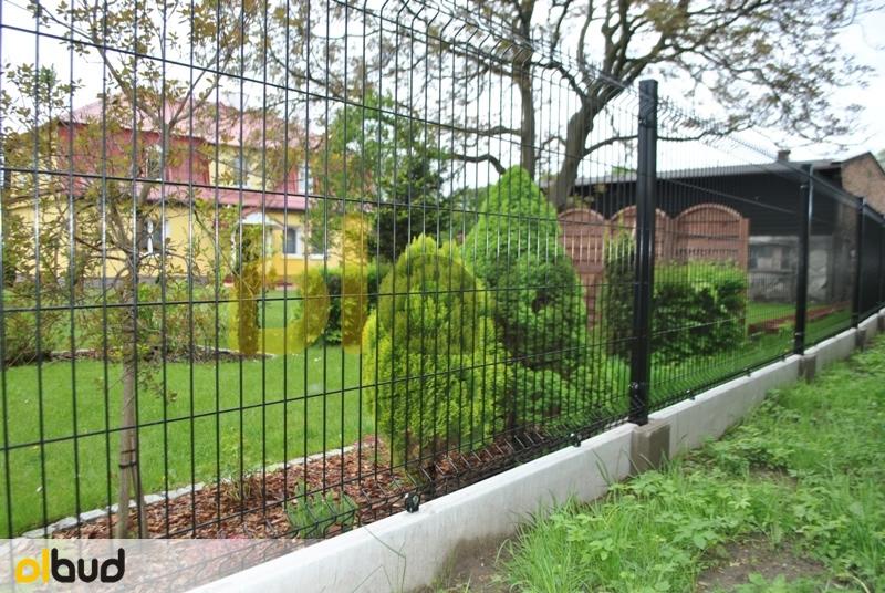 Ogrodzenie Posesji Prywatnej W Gostyniu: Ogrodzenie Panelowe Posesji Prywatnej W Gdyni